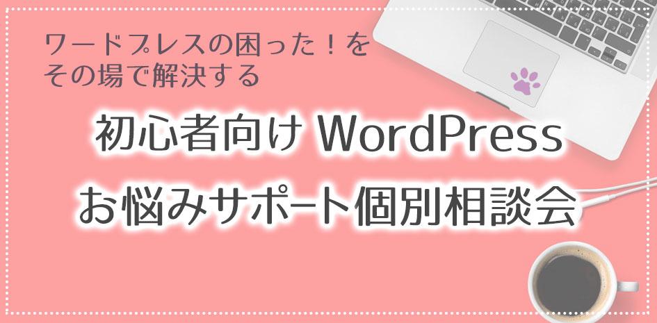 WordPressのご相談を承っています